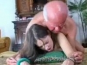Bad Daddy Fucked Her Stepdaughter Very Hard