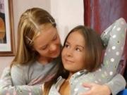 Pervert Sisters Seduce Guy In To Sex
